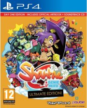 shantae: half-genie hero - ultimate day one edition - PS4