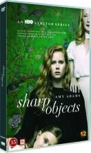 sharp objects - hbo miniserie - DVD