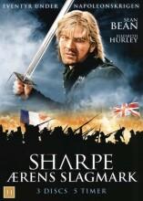 sharpe 2 - ærens slagmark - DVD