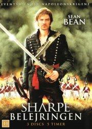 sharpe 4 - belejringen - DVD