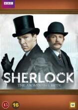sherlock holmes - the abominable bride / den afskyelige brud - bbc - DVD