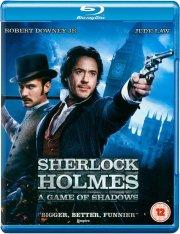 sherlock holmes 2 - a game of shadows  - Blu-Ray+Dvd