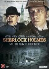 sherlock holmes - murder by decree - DVD