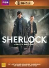 sherlock holmes - sæson 2 - bbc - DVD