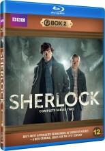 sherlock holmes - sæson 2 - bbc - Blu-Ray
