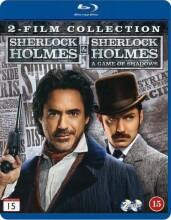 sherlock holmes // sherlock holmes 2 - a game of shadows - Blu-Ray