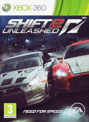 shift 2: unleashed (need for speed) (nordic) - xbox 360