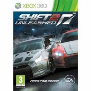 shift 2: unleashed (need for speed) - xbox 360