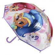 shimmer og shine boble paraply - 71 cm. - Diverse
