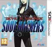 shin megami tensei - devil summoner: soul hackers - nintendo 3ds