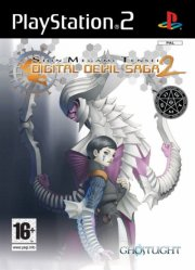shin megami tensei: digital devil saga 2 - PS2