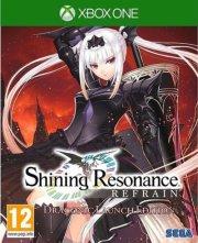 shining resonance refrain: draconic launch edition (steelbook) - xbox one