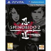 shinobido: revenge of zen (import) - ps vita