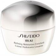 shiseido - ibuki refining moisturizer enriched 50 ml - Hudpleje
