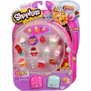 shopkins 12 pack sæson 5 - Figurer