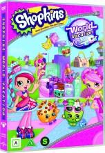 shopkins - world vacation - DVD
