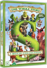 shrek 1 // 2 // 3 // 4 - DVD