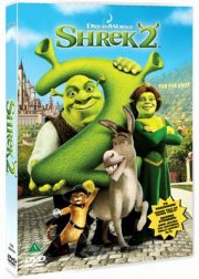 shrek 2 - special edition - DVD
