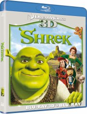 shrek - 3D Blu-Ray