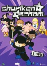 shuriken school 1-3 - box set - DVD