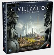 sid meier's civilization a new dawn - Brætspil