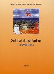 sider af dansk kultur, opgavehæfte - bog