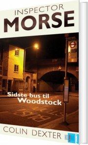 sidste bus til woodstock sidst hun blev set nicholas quinns tavse verden - bog