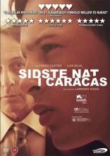 sidste nat i caracas - DVD