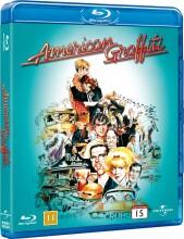 american graffiti / sidste nat med kliken - Blu-Ray