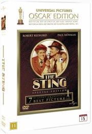 the sting / sidste stik - DVD