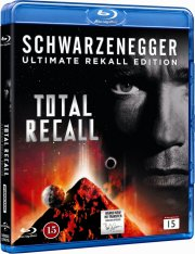 total recall / sidste udkald - ultimate rekall edition - Blu-Ray