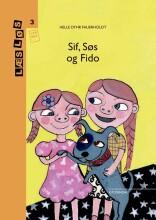 sif, søs og fido - bog