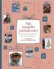 sifs magiske julekalender - bog