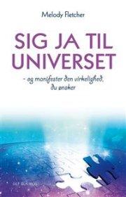 sig ja til universet - bog
