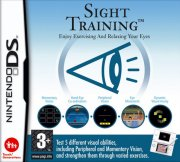 sight training - enjoy exercising and relaxing your eyes - nintendo ds