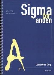 sigma for anden, lærerens bog a, 3.udg - bog