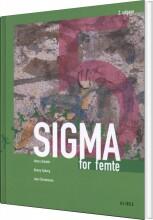 sigma for femte, elevbog - bog