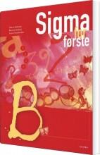 sigma for første, elevbog b - bog