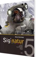 sig'natur 5, natur/teknologi, elevhæfte - bog