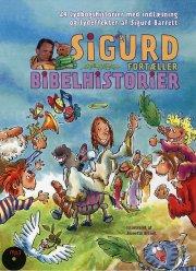 sigurd fortæller bibelhistorier - mp3 - CD Lydbog