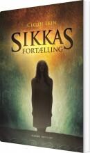 sikkas fortælling - bog