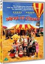 sikke et cirkus - det mystiske mysterium - DVD