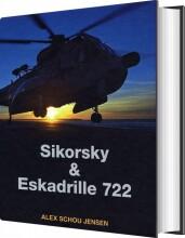 sikorsky & eskadrille 722 - bog