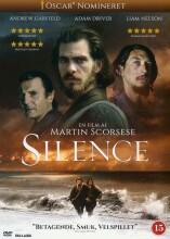 silence - martin scorsese 2016 - DVD