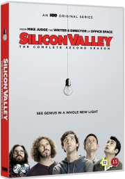 silicon valley - sæson 2 - hbo - DVD