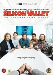 silicon valley - sæson 3 - hbo - DVD
