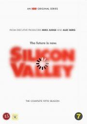 silicon valley - sæson 5 - hbo - DVD
