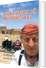 silkevejen på motorcykel - bog