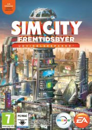 simcity (2013): cities of tomorrow (code in box) - mac
