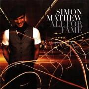 simon mathew - all for fame - cd